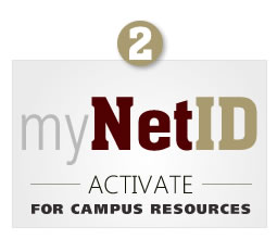 Activate Net ID for Campus Resources