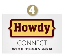 Howdy - Connect with Texas A&M